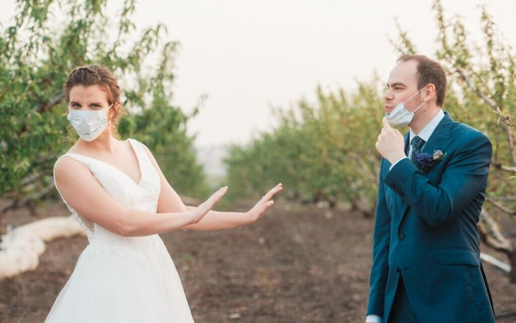 Tricks for planning your wedding during the COVID-19 pandemic
